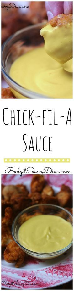Make Chick fil A Sauce at Home! You already have everything in your pantry right now - takes under 1 minutes to make - super easy to store too! Copy Cat Recipe – Chick fil A Sauce Recipe