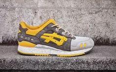 "Last week, Asics announced it will re-launch its iconic ASICS Tiger brand, now as a ""sport lifestyle"" shoe line.The company was known as Asics Tiger during the 1980s and early '90s, when its Gel-Lyte models defined and dominated the lightweight performance shoe category. The now 25-year-old Gel Lyte III--the one with the wraparound, split tongue--will highlight the new line of vintage shoes, which will also include the Gel-Lyte V and Gel-Saga in its first round."