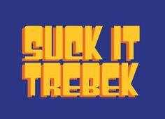Suck It Trebek T-Shirt | SnorgTees | SnorgTees