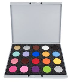FAB Makeup 12 Color build your own palette Face Painting Supplies, Body Painting, Silly Farm, Airbrush Supplies, Glitter Paint, Body Makeup, Paint Drying, Setting Powder, Craft Sale