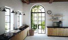 Oana M. Roman: Decoreaza ca in revistele glossy de amenajari interioare. Produse pentru baie si bucatarie de la Evivo