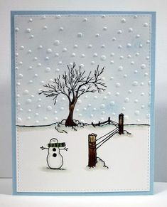 CAS395 In The Meadow by grannytranny - Cards and Paper Crafts at…