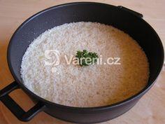 Recept na vynikající, sypkou a chutnou rýži. Vareni.cz - recepty, tipy a články o vaření. Grains, Food, Essen, Yemek, Meals