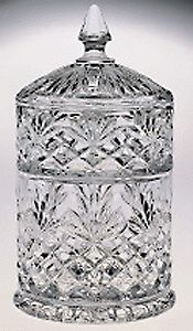 Other Home Décor Items Waterford Crystal, Biscuit Cookies, Antique Glass, Vintage Glassware, Cookie Jars, Cut Glass, Home Decor Items, Biscuits, Container