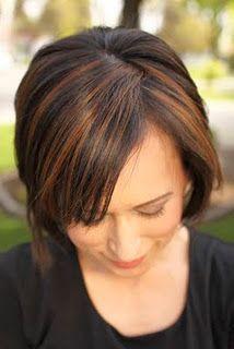 Hair Highlight Tutorial