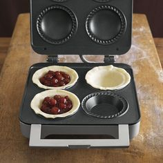 I want this device, but I also want the deliciousness pictured in it.