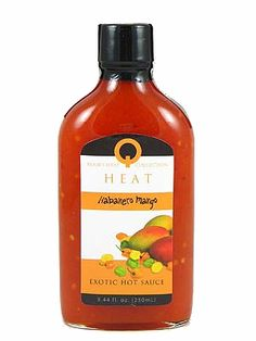 Blair's Heat Habanero Mango Exotic Hot Sauce, 8.44oz.