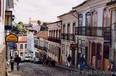 Cidade histórica de Minas Gerais, ex-capital do estado mineiro até 1.897, tombada como Patrimônio Histórico da Humanidade, em 1980, ...