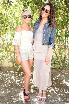 Julianne Hough - Coachella 2014 | Sup3rb  http://www.pinterest.com/superbycarolina/