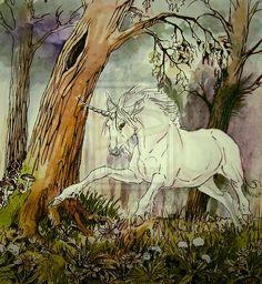 2015/03/24 unicorn by akreon.deviantart.com on @deviantART