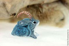 джакалоп, вольпертингер, зайцы кролики, бархатный пластик, автор: Евгений Хонтор