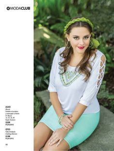 6535c222d Catalogo De Moda, Como Combinar Ropa, Moda Primavera, Primavera Verano,  Moda Para