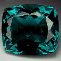 Blue Tourmaline. This is so stunning! The color is devine!