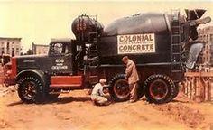 Old Concrete Mixer Trucks - Bing Images