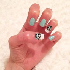 Mandala nails...