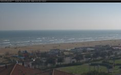 Rimini oggi 14 Febbraio 2014. Per vedere la webcam in tempo reale visita http://www.inmeteo.net/webcam/rimini/