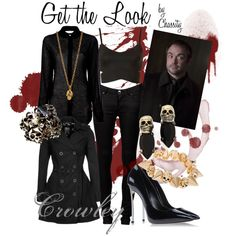 Get the look from the King of Hell, Crowley, from Supernatural!
