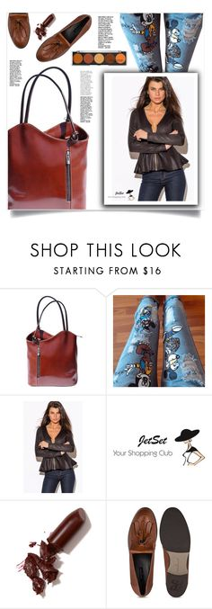 """""""JetSet shop!"""" by samra-bv ❤ liked on Polyvore featuring Carbotti, LAQA & Co., Sephora Collection, Fall, chic, bag and autumn"""