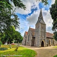 Image result for ipswich england Ipswich England, Barcelona Cathedral, Mansions, House Styles, Building, Image, Travel, Home, Viajes