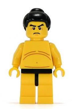 Minifigures Serie 3 - Sumo Wrestler