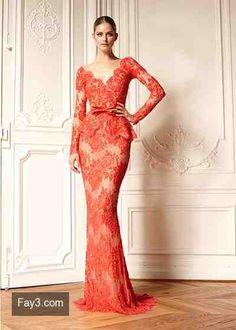 فستان من تصميم زهير مراد مجموعة ريسورت صورة 20