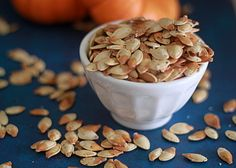 Salt and Pepper Pumpkin Seeds | 18 Ways To Make Pumpkin Seeds Delicious