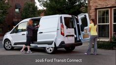 2016 Ford Transit Connect at Paul Clark Ford Serving Hilliard Yulee and Jacksonville FL!