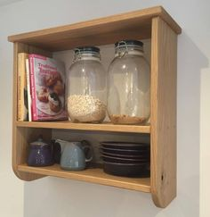 Oak Plate Racks |  The Plate Rack Co. - Hand Crafted Bespoke Kitchen Furniture