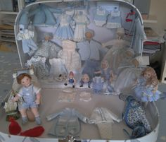 Pilar Calle/ Dollhouses Miniaturas