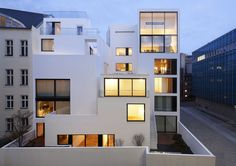 Atelier Zafari.Architecture | apartments and townhouses 8