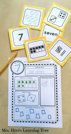 This set of cards and recording sheets has been the most helpful supplement to my math program for the past two years. It's versatile and really supports students in gaining a deep understanding of numbers. It also helps with subitizing and fluency. Black and white ink friendly pages. Just print, prep, and go! Happy teaching! $