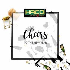 CHEERS to the new year! We wensen iedereen een gelukkig en vooral gezond 2021! Hopelijk zien we u snel weer in onze winkels.