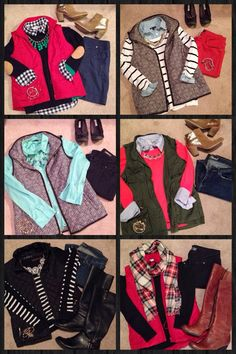 Insta-Outfits preppy outfits, preppy style, cute outfits, outfits with ve. Insta Outfits, Casual Outfits, Cute Outfits, Outfits With Vests, Preppy Outfits For School, Fall Winter Outfits, Autumn Winter Fashion, Winter Wear, Winter Style