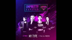 [언프리티 랩스타 Track 3] 제시, 치타, 강남 (Jessi, Cheetah, KangNam) - My Type (Prod....