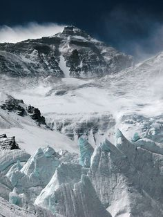 After watching the TV programme about Everest tonight I want to go EVEN more