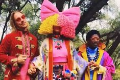 """Collaborative project LSD has shared a new song """"Thunderclouds"""" featuring Labrinth, Sia and Diplo. Sia Music, Sia And Maddie, Festival Fashion, Festival Style, Good Vibes Only, News Songs, Music Artists, Singers, Mood"""