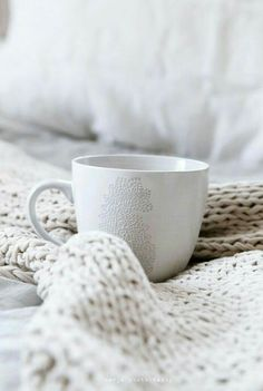 Snuggle up and get to knitting!