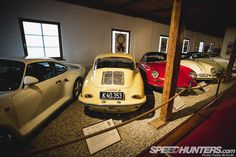 A museum not to miss for car lovers: Porsche Museum in Gmuend, Carinthia Austria #feelaustria