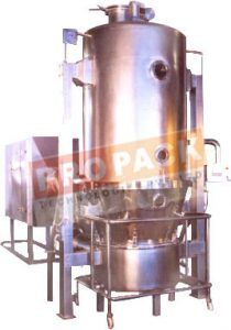 We are one of the leading manufacturers, suppliers of Fluid Bed Dryer from Mumbai, India.