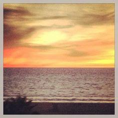 Pacific Ocean - Santa Monica, CA | ©mary johanna seibert