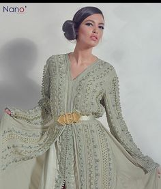 « #RomeoHauteCouture #sissiavecromeo #kawtar#tange #caftan الوصيفة الاولى لملكة جمال المغرب كوتر في قفطان من مجموعة روميو 2015 »