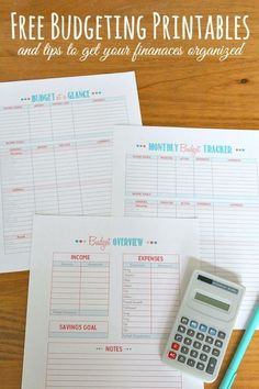 Free printables and
