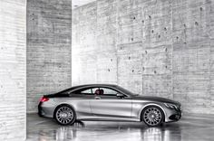 Mercedes Benz unveils the 2015 S Class Coupe