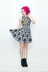 Bored A-Line Dress (LIMITED)