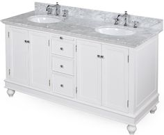 Beverly 60 inch vanity on amazon $1199.Includes Cabinet, Soft ...