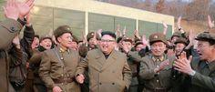 InfoNavWeb                       Informação, Notícias,Videos, Diversão, Games e Tecnologia.  : Coreia do Norte disparou um míssil balístico