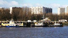 Europe town walk Vol 6 Antwerpen 10 Schelde HD Version