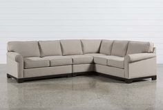 Sycamore 3 Piece Sectional - Signature