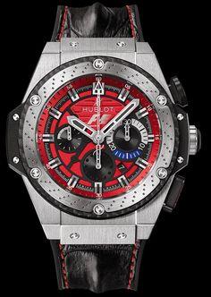 684c908a5300 HUBLOT KING POWER F1 AUSTIN Fine Watches
