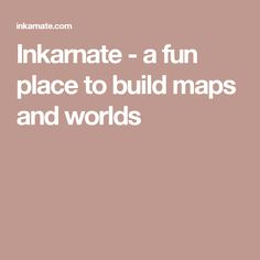 Blueprint your bestseller organize and revise any manuscript with inkarnate a fun place to build maps and worlds malvernweather Gallery